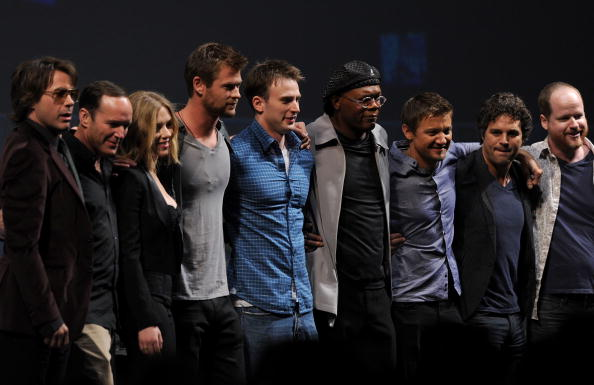 "Comic con「Marvel Studios' ""Captain America: The First Avenger"" - Panel - 2010 Comic-Con」:写真・画像(19)[壁紙.com]"
