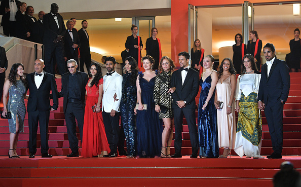 "Cannes International Film Festival「""Mektoub, My Love: Intermezzo"" Red Carpet - The 72nd Annual Cannes Film Festival」:写真・画像(5)[壁紙.com]"