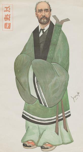 水彩画「Sir Robert Hart」:写真・画像(2)[壁紙.com]