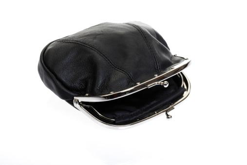Purse「Empty purse, close-up」:スマホ壁紙(13)