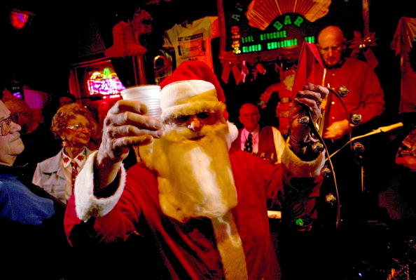 Accordion - Instrument「America's Last Remaining Concertina Bar Holds Its Holiday Party」:写真・画像(7)[壁紙.com]