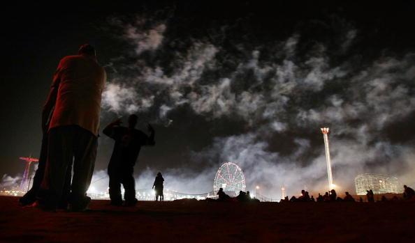花火大会「Astroland At Coney Island In Final Summer Of Operation」:写真・画像(18)[壁紙.com]