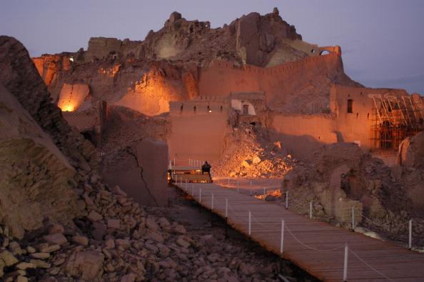 Fort「Arg-e Bam」:写真・画像(18)[壁紙.com]