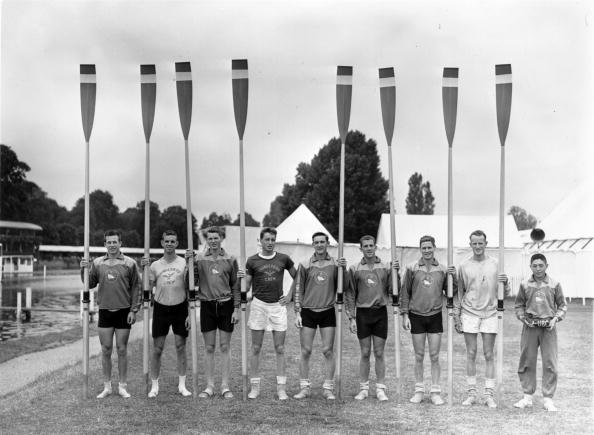 Rowing「Team With Oars」:写真・画像(11)[壁紙.com]