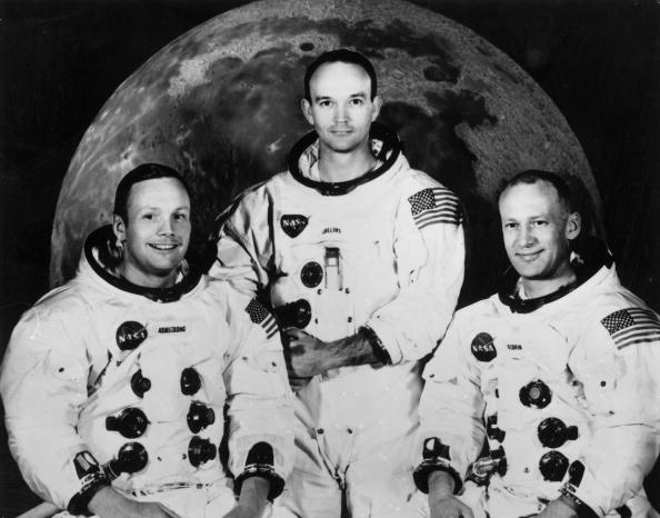 Space Exploration「Apollo 11 Crew」:写真・画像(7)[壁紙.com]