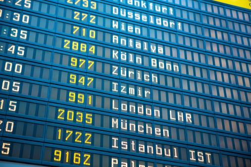 Delayed Sign「Arrival departure board」:スマホ壁紙(9)