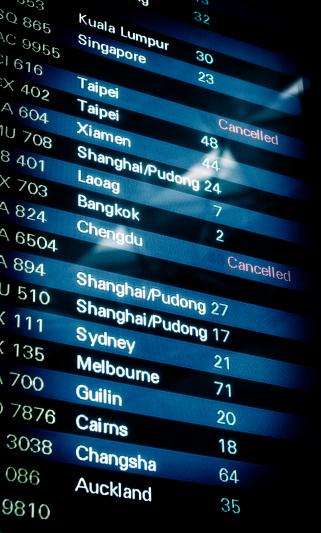 Delayed Sign「Arrival Departure Board」:スマホ壁紙(7)