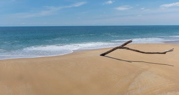 ビーチ「Mai Khao Beach」:スマホ壁紙(15)