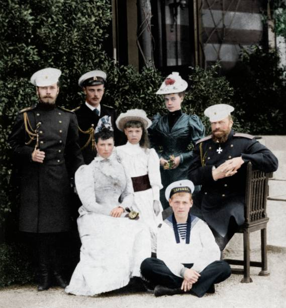 The Russian Imperial Family:ニュース(壁紙.com)