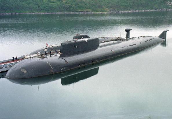 "Russian Culture「Russian Submarine ""Kursk"" Still in Distress」:写真・画像(0)[壁紙.com]"