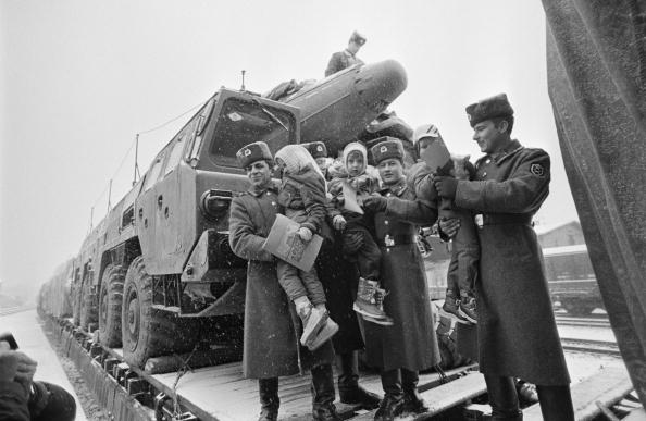 Russian Military「Leaving East Germany」:写真・画像(13)[壁紙.com]