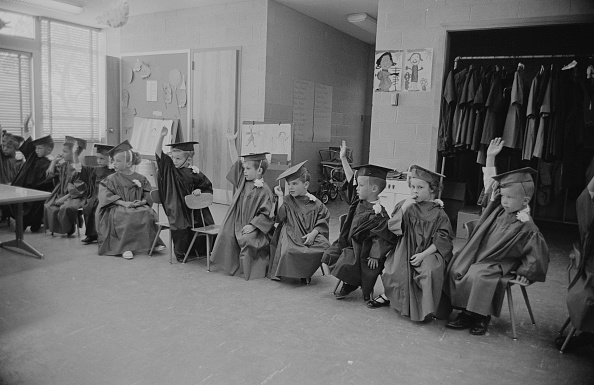 William Lovelace「Graduation Day at Islip Kindergarten」:写真・画像(13)[壁紙.com]