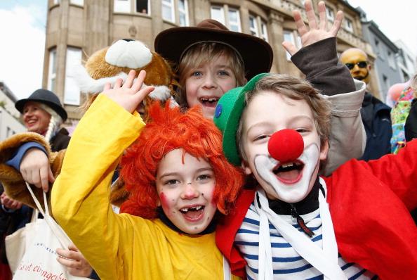 Tradition「Carnival Season: Traditional 'Schull Un Veedelszoech' In Cologne」:写真・画像(11)[壁紙.com]