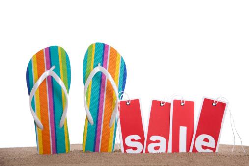 Flip-Flop「Beach Sale Event」:スマホ壁紙(12)