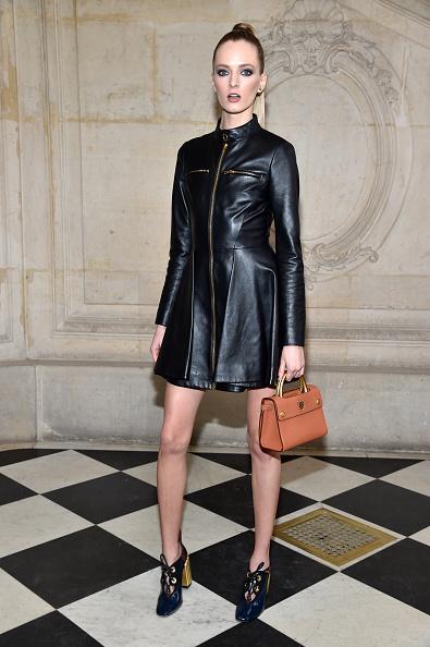 Daria Strokous「Christian Dior : Photocall - Paris Fashion Week - Haute Couture Spring Summer 2017」:写真・画像(11)[壁紙.com]