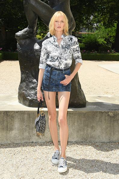 Daria Strokous「Christian Dior : Photocall - Paris Fashion Week - Haute Couture Fall Winter 2018/2019」:写真・画像(2)[壁紙.com]