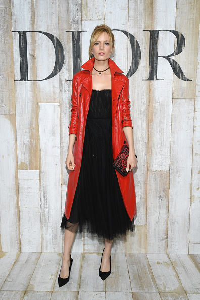 Daria Strokous「Christian Dior Couture S/S19 Cruise Collection : Photocall At Grandes Ecuries De Chantilly」:写真・画像(1)[壁紙.com]