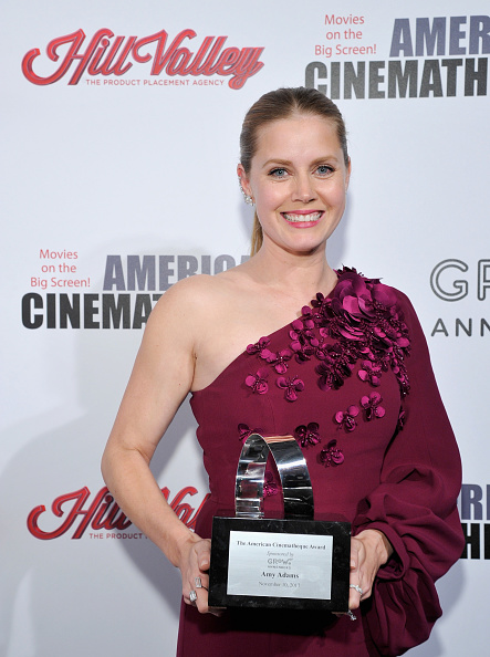 American Cinematheque Award「31st American Cinematheque Award Presentation Honoring Amy Adams Presented by GRoW @ Annenberg. Presentation Of The 3rd Annual Sid Grauman Award Sponsored By Hill Valley. Presented To Richard Gelfond And Greg Foster On behalf Of IMAX」:写真・画像(15)[壁紙.com]