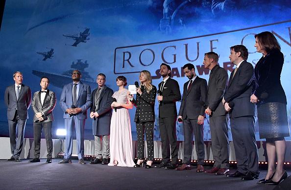 ダービーシューズ「Exclusive Screening Of Lucasfilm's 'Rogue One: A Star Wars Story'」:写真・画像(15)[壁紙.com]