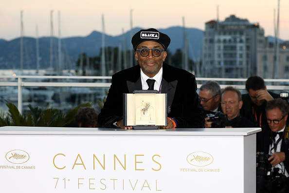 BlacKkKlansman「Palme D'Or Winner Photocall - The 71st Annual Cannes Film Festival」:写真・画像(8)[壁紙.com]