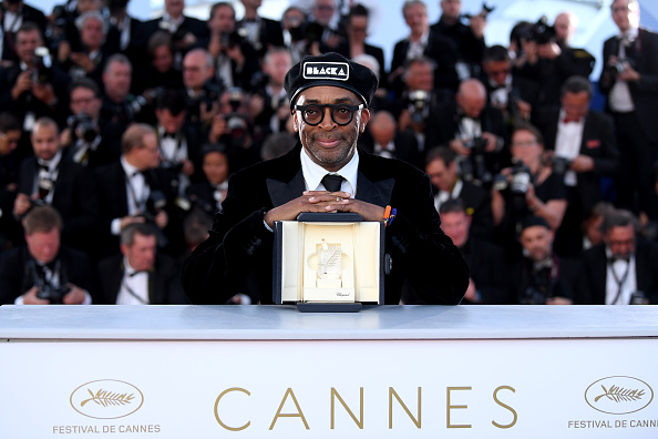 BlacKkKlansman「Palme D'Or Winner Photocall - The 71st Annual Cannes Film Festival」:写真・画像(15)[壁紙.com]