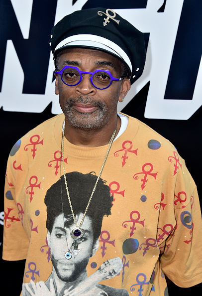 "BlacKkKlansman「Premiere Of Focus Features' ""BlacKkKlansman"" - Arrivals」:写真・画像(4)[壁紙.com]"