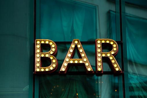Green Background「Shining bar sign」:スマホ壁紙(19)