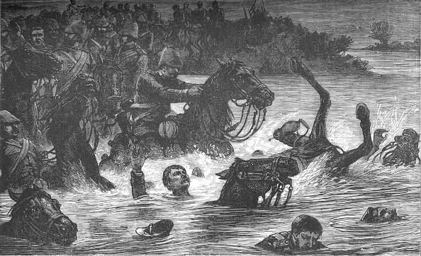 Splashing「Accident To The Tenth Hussars」:写真・画像(14)[壁紙.com]