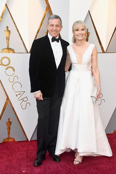 ボブ アイガー「90th Annual Academy Awards - Arrivals」:写真・画像(9)[壁紙.com]