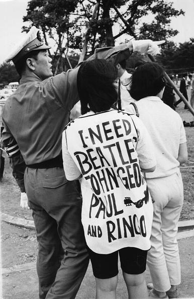 日本「Beatles In Japan」:写真・画像(18)[壁紙.com]