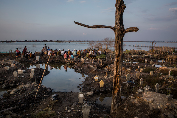 Environmental Conservation「Indonesian Coasts Under Threat With Rising Waters」:写真・画像(11)[壁紙.com]
