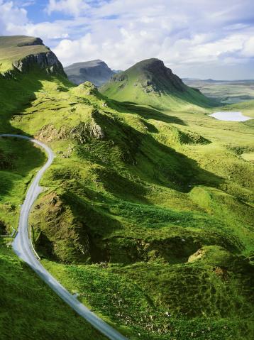 スコットランド文化「skye」:スマホ壁紙(17)
