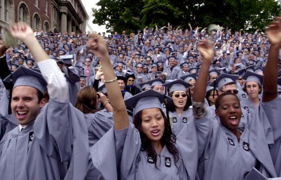 University「Columbia University Graduation」:写真・画像(1)[壁紙.com]