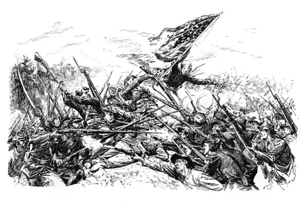 Archival「Battle of Spotsylvania Court House」:写真・画像(9)[壁紙.com]