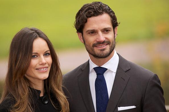 Sweden「Prince Carl Philip of Sweden and Princess Sofia Visit Dalarna - Day 2」:写真・画像(17)[壁紙.com]