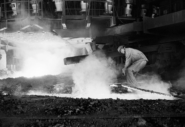 Tom Stoddart Archive「China's Iron and Steel Industry」:写真・画像(7)[壁紙.com]