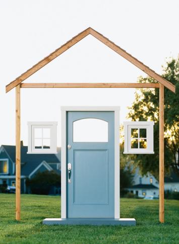Front Door「Framework of house」:スマホ壁紙(9)