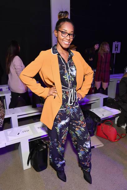 Dia Dipasupil「Dan Liu - Front Row - February 2018 - New York Fashion Week: The Shows」:写真・画像(15)[壁紙.com]