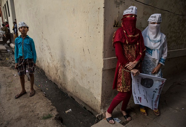 Indian Subcontinent Ethnicity「Indian Election Daily Life」:写真・画像(9)[壁紙.com]