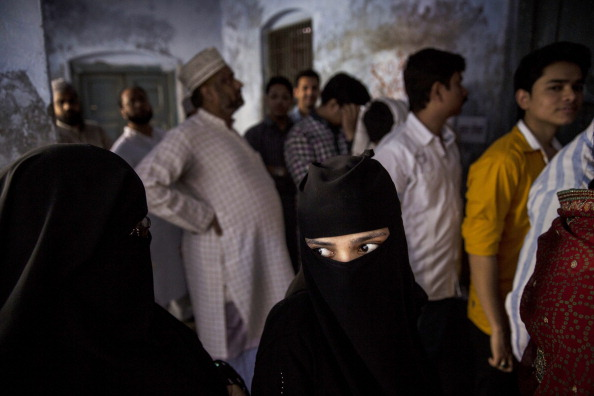 Indian Subcontinent Ethnicity「Varanasi Votes In Final Round Of Indian Elections」:写真・画像(1)[壁紙.com]