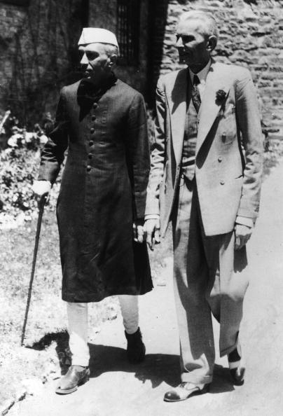 政府「Jinnah And Nehru」:写真・画像(18)[壁紙.com]