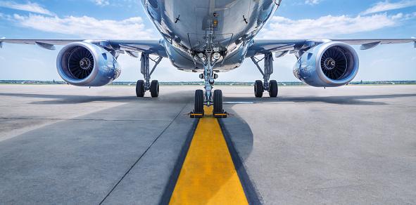 Aircraft Wing「turbines」:スマホ壁紙(3)