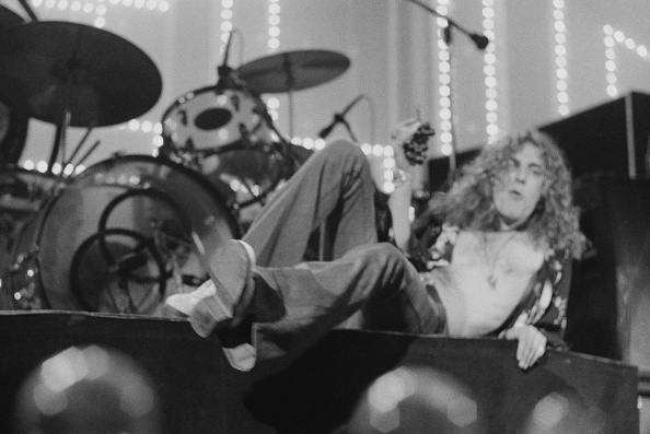 1975年「Led Zeppelin At Earl's Court」:写真・画像(13)[壁紙.com]