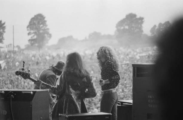 Led Zeppelin Live At Bath Festival:ニュース(壁紙.com)