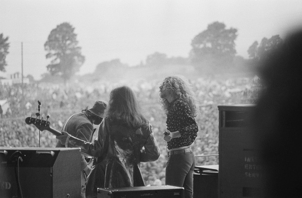 Rock Music「Led Zeppelin Live At Bath Festival」:写真・画像(11)[壁紙.com]