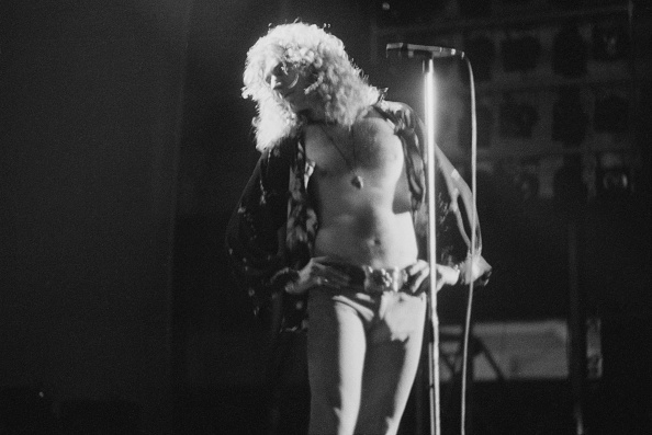 1975年「Led Zeppelin At Earl's Court」:写真・画像(18)[壁紙.com]