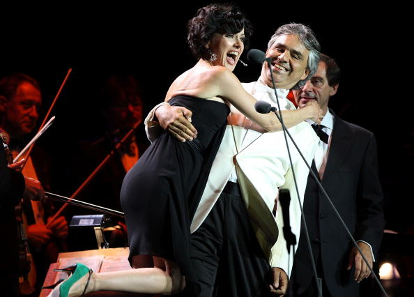 Spark Arena「Andrea Bocelli Plays Auckland」:写真・画像(10)[壁紙.com]