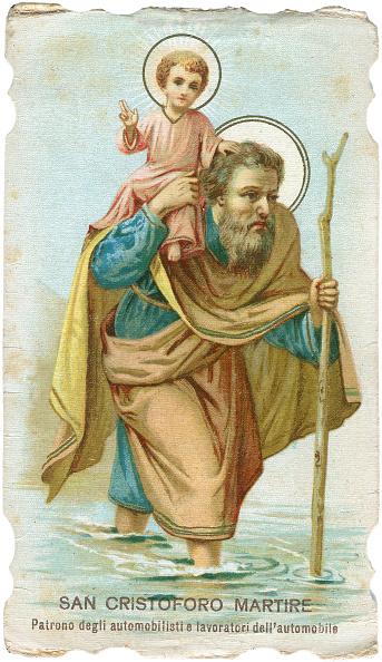 Religious Saint「Saint Christopher」:写真・画像(17)[壁紙.com]