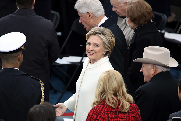 Pant Suit「Donald Trump Is Sworn In As 45th President Of The United States」:写真・画像(15)[壁紙.com]
