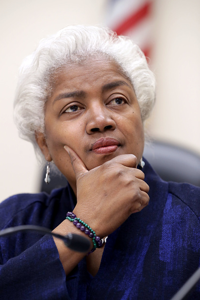 Chip Somodevilla「Former DNC Chairperson Donna Brazile Joins Discussion Celebrating Women's History Month」:写真・画像(0)[壁紙.com]